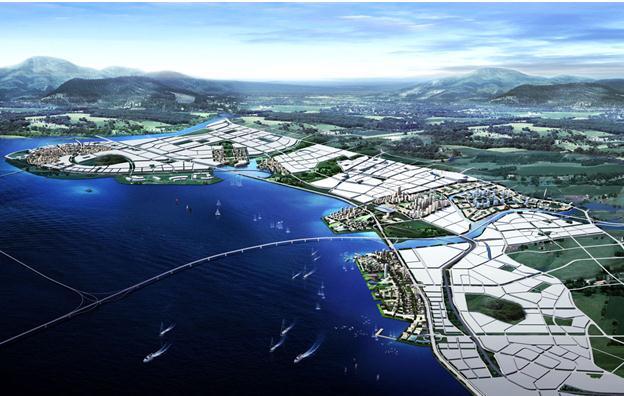 一周城市规划速递:青岛临空经济区将建通航产业园