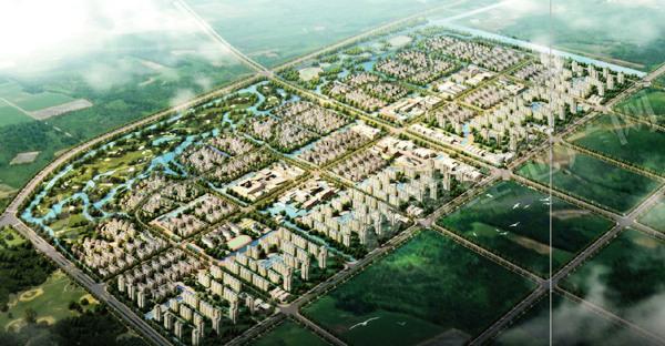武清区欧式生态风情小镇项目